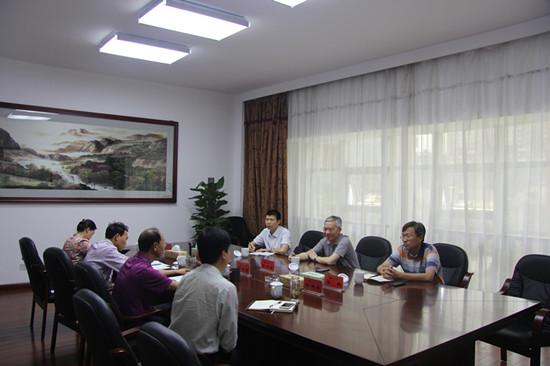 湖南师范大学外事处_泰国东方大学披猜宋成教授一行来访温州大学